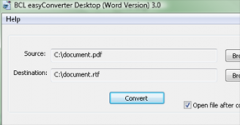 Bcl Easy Converter 3.0 Serial Key Free