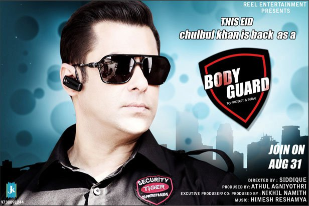 bodyguard film mp3 song free download