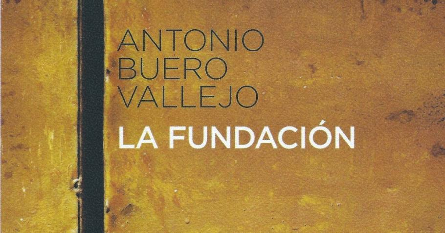 La Fundacion Antonio Buero Vallejo Epub 24 Peatix