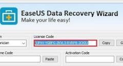 easeus data recovery wizard free edition serial