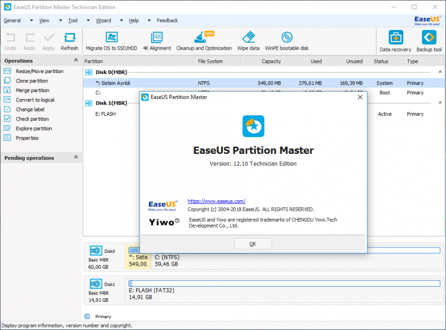 easeus partition master 12.10 license code free