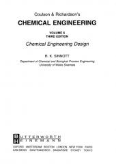 Solution Manual For Chemical Engineering Design Fourth Edition Chemical Engineering Volume 6 By R 1 Peatix