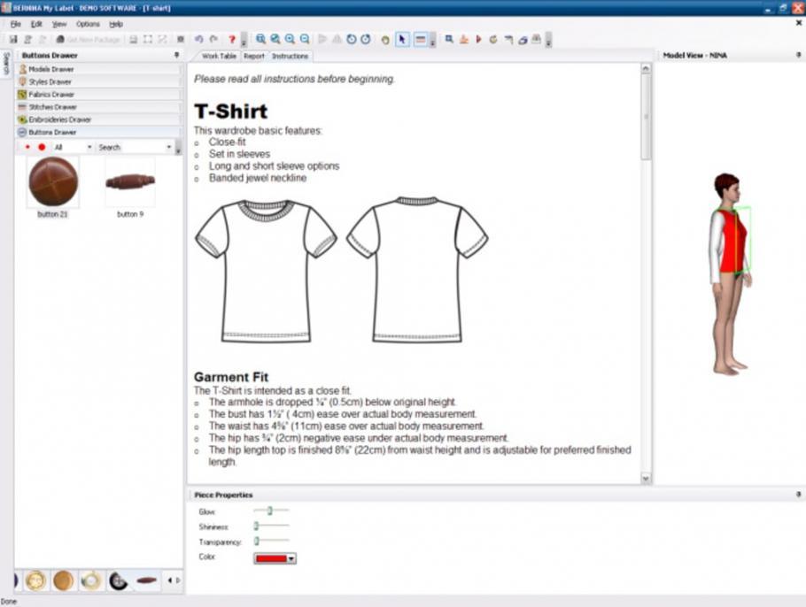 My Label 3d Fashion Pattern Software Free Download Peatix