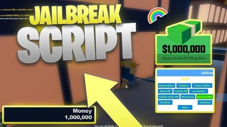 Roblox Jailbreak Exploit Money Hack Speed Jump Booga Booga Gui Autofarm Speed Inf Jump And More Peatix