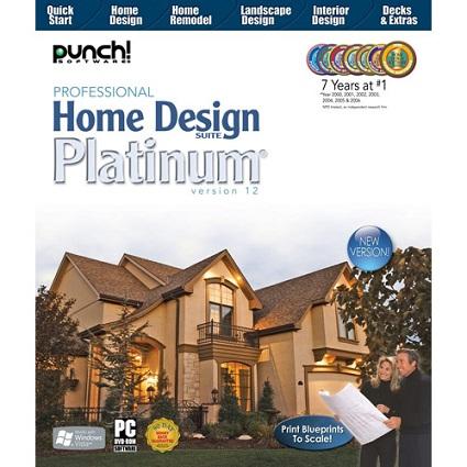 Punch! Home Design Studio Pro 12 License
