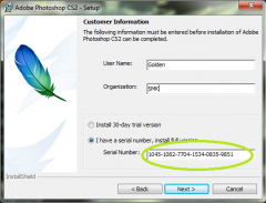 free download adobe photoshop cs2 full version with serial key