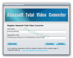 aiseesoft mts converter 6.3 36 registration code free