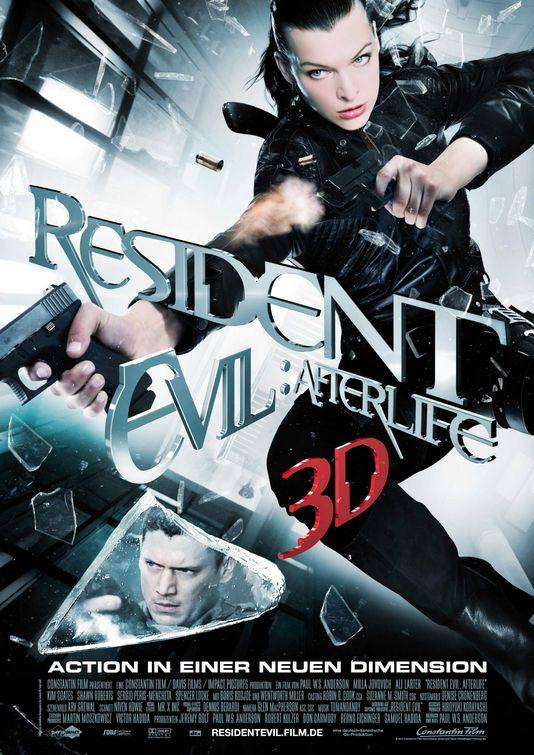 Resident Evil Afterlife R5 2010 Peatix