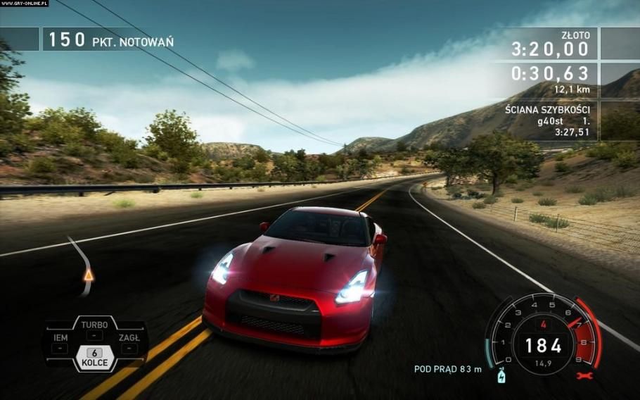 need for speed hot pursuit 1 cars