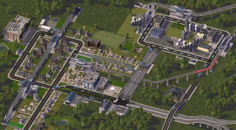 Free simcity download full game