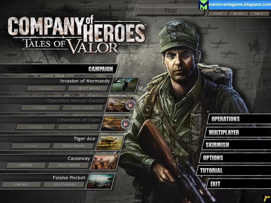Company Of Heroes Opposing Fronts Unlock Invasion Of Normandy