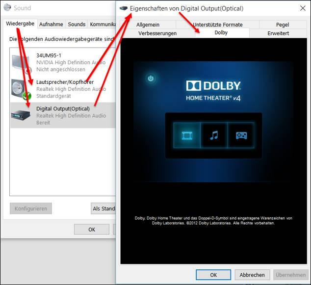 Dolby audio driver windows 10 download lenovo