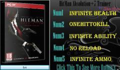 Hitman Absolution V1 0 433 1 Trainer Peatix