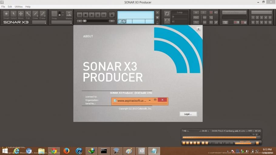 Sonar 8.5 free crack version