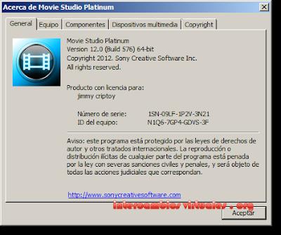 Buy Movie Studio Platinum 12 Suite Key