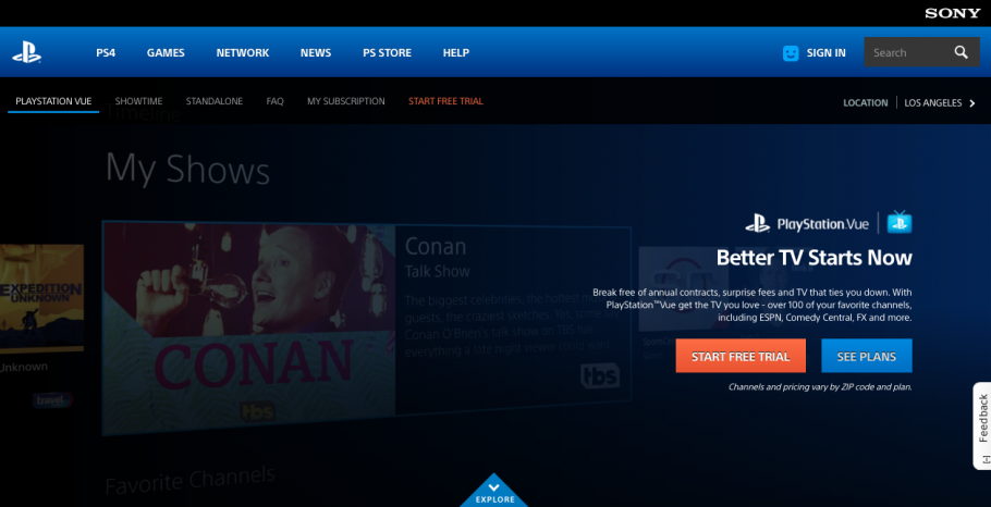 Playstation Vue Is First Us Pay Tv Provider To Integrate With Apples Tv App Malvygildj Peatix