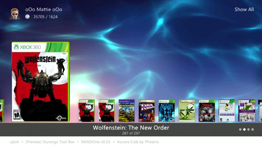 Xbox 360 profile editor 2.5