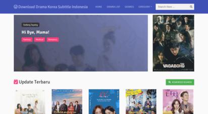 Portable Tempat Download Drama Korea Subtitle Indonesial Peatix