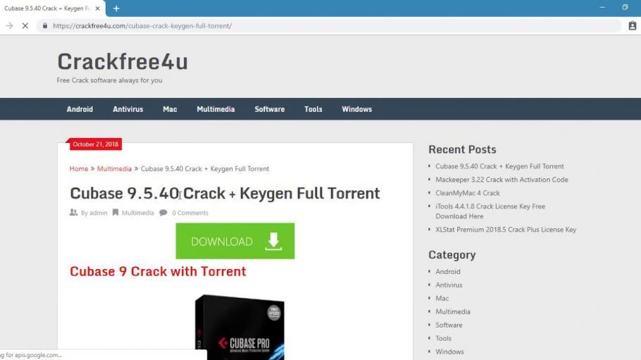 Cubase 10 torrent download
