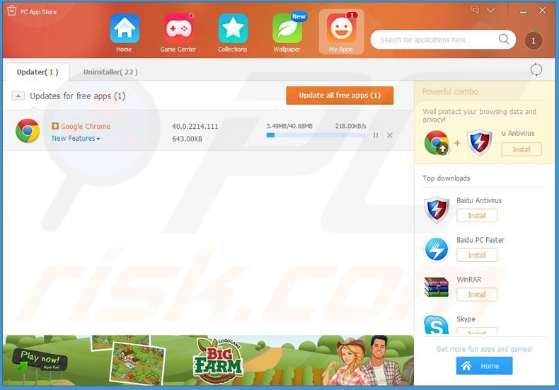 Store pc free app PC App
