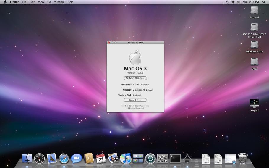 Mac Os 10.5 Free Download