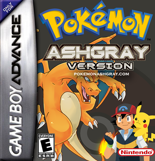 Pokemon Ash Gray Game Free Download For Android Gba