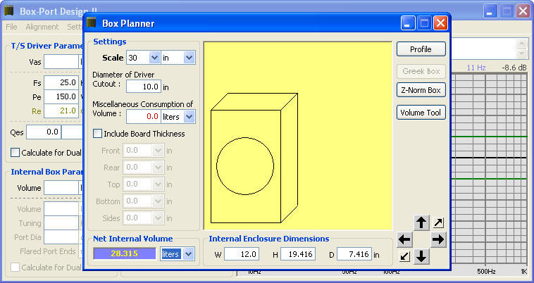 Subwoofer Enclosure Design Software Mac  Peatix