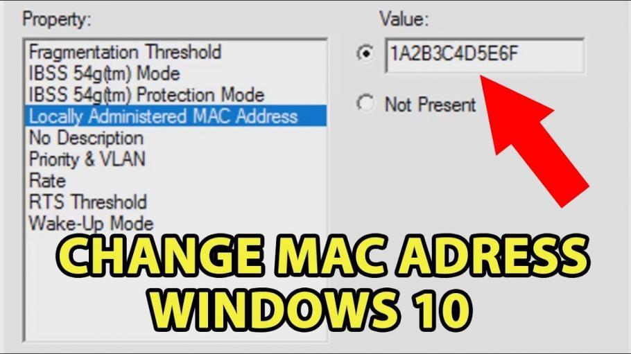 Change mac address crack download windows 10