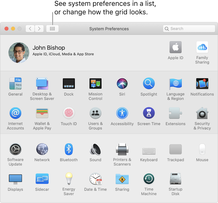 System Preferences For Mac | Peatix