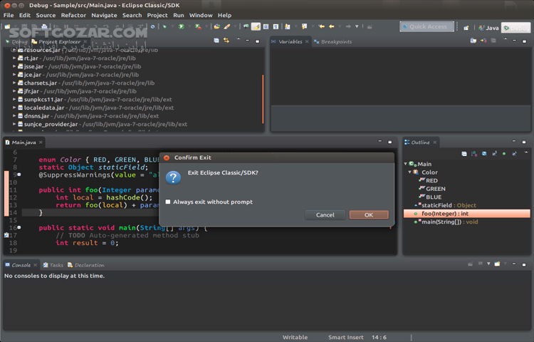 Eclipse ide for windows 10