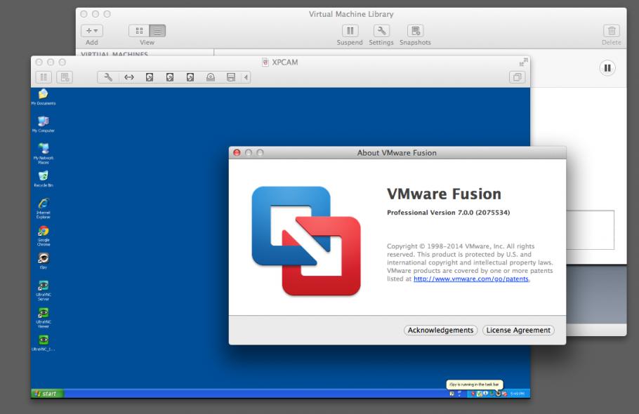 Latest Vmware Fusion