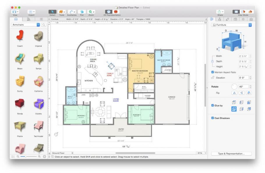 Floor Planner Software For Mac Free Peatix