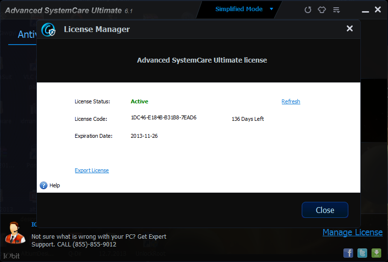 Advanced Systemcare Ultimate 6 1 Serial Key Peatix