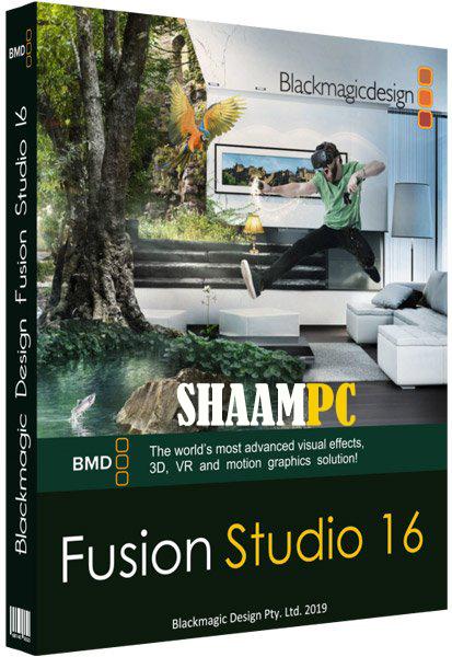 Blackmagic Design Fusion Studio 16 1 0 Download Free Peatix