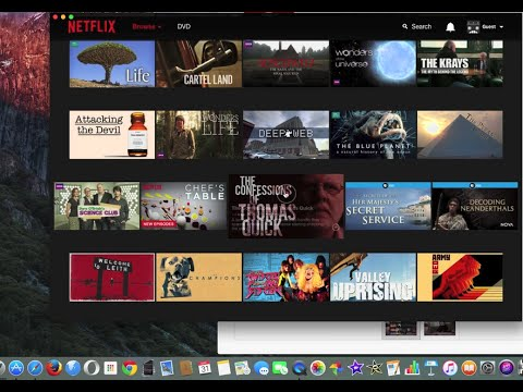 How to download netflix to macbook air