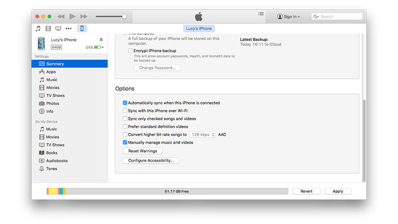 How To Disable The Itune Library Sync On Mac Peatix