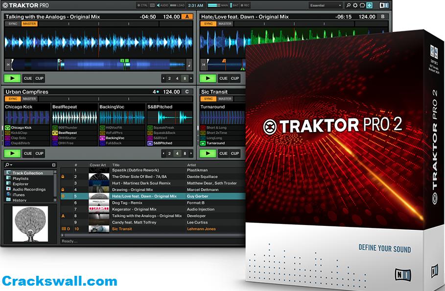 Traktor dj studio 3 for mac free download