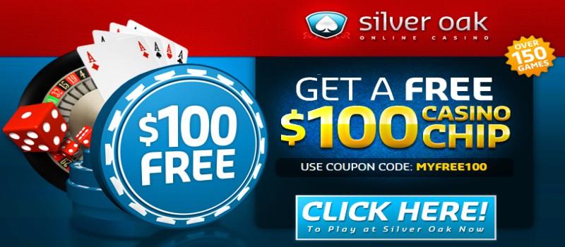 Silver Oak Casino Deposit Codes