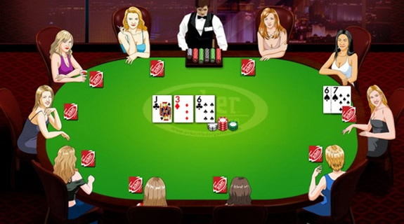 casino poker free online