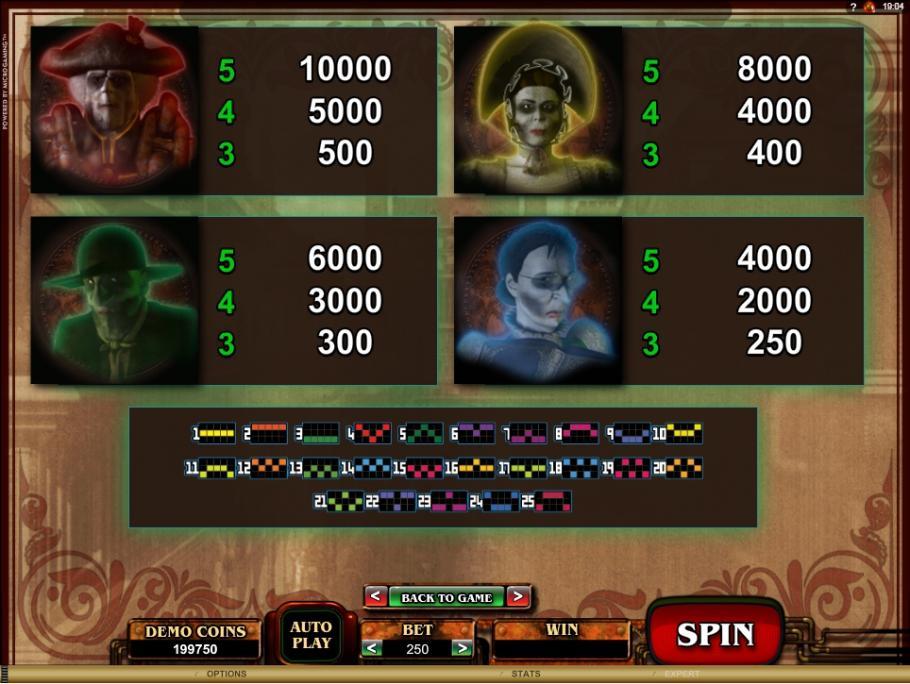 Phantom Slots Free Play