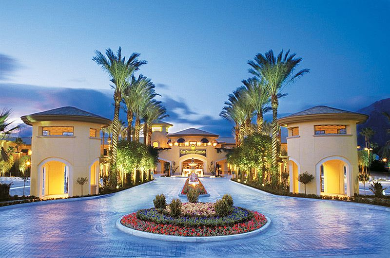 spa hotel and casino in palm springs
