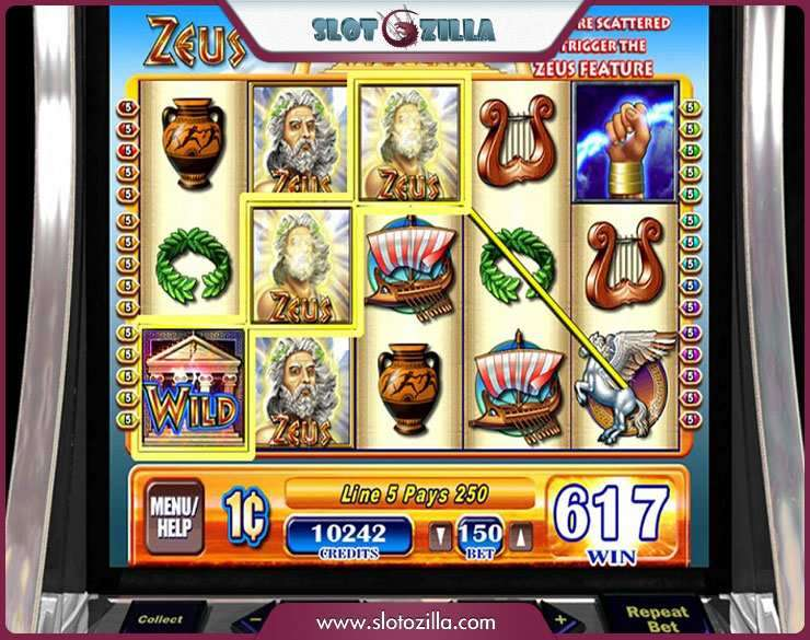 Zeus 111 free slots