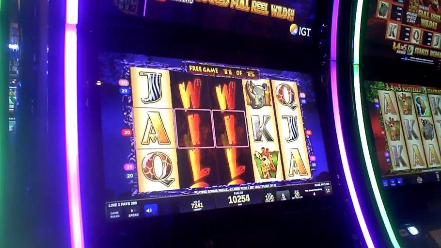 10 Dollar Slot Machine Wins