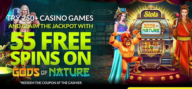 No dposit casino codes black shark 2 game