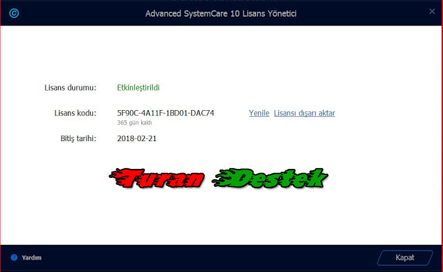 Advanced Systemcare 10 Pro Serial Key 2018 Peatix