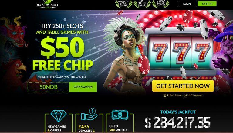 usa casinos with no deposit bonus codes