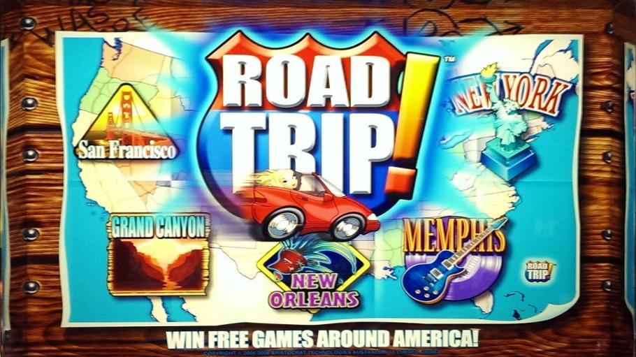 Road trip slot machine casino in wisconsin dells