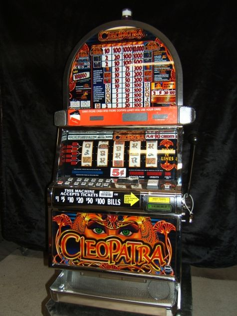 California Slot Machines For Sale