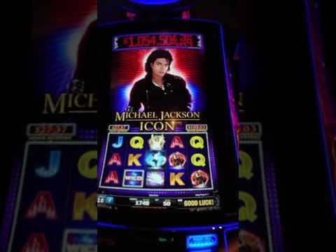 Michael jackson slot machine big win crazy moose casino mountlake terrace washington