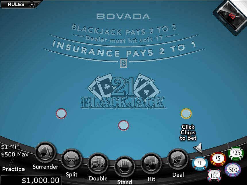 Bovada Casino Games Rigged